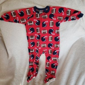 Baby Boy's 18 month Footie Pajamas